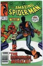 Amazing Spider-man 289 Jun 1987 FI-VF (7.0) - $11.08