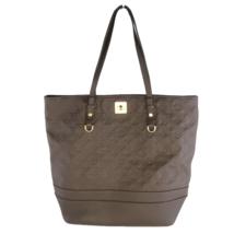 Louis Vuitton Terre Monogram Empreinte Citadine GM Tote Bag - $1,058.00