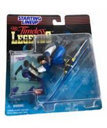 Olympics Starting Lineup SLU Tommy Moe 98 Timeless Legends 1997 Kenner - $12.19