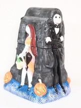 Disney Nightmare Before Christmas Cookie Jar applause Figure Ornament  - $224.73