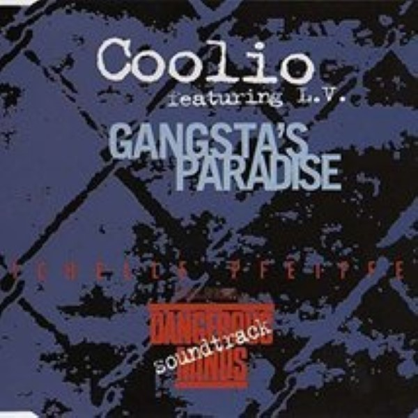 Gangstas Paradise by Coolio Cd