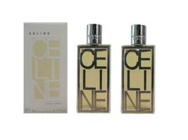 CELINE 2x 5 ml Eau de Toilette Miniature for Women (NIB) Box Dirty By Celine - $9.95