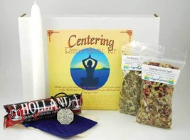Centering boxed ritual spell kit with instructions - $23.99