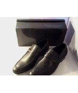 Ferrera Couture Italian Collection Men's Black Slip On Shoes Size 9 Marc... - $19.75