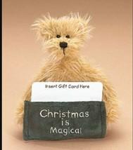 Boyds bears Christopher b magic gift card holder  - $12.00