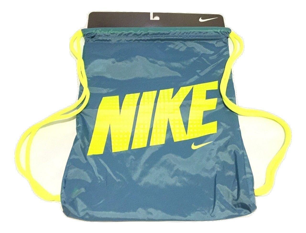 Nike Logo Draw String Bag Gym Bag Gym-sack and 50 similar items. S l1600 58a2827b58aca