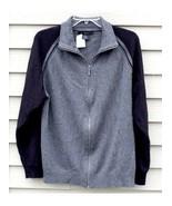 Herren Calvin Klein Jeans Groß L Dunkel Grau und Schwarz Hemd - $29.18