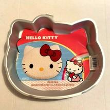 Wilton Hello Kitty Birthday Cake Pan Aluminum  - $12.56