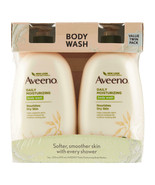 Aveeno Daily Moisturizing Body Wash (33 fl. oz., 2 pk.) - $21.77