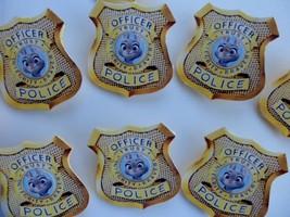 Zootopia Disney Movie / Party Favor./ Badges/ goodie bags/  SET OF 10 - $9.99