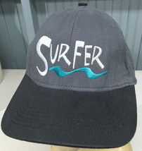 Surfer Surfing Adjustable Baseball Cap Hat Made in USA - $14.67
