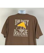 The Salty Dog Cafe South Beach Marina Hilton Head Island T Shirt Mens XX... - $21.73