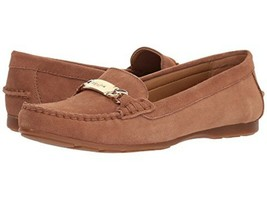 Coach olive drive Suede Saddle Loafers NIB - $74.99