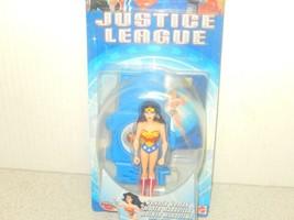 Mattel Action Figurine Justics League- Wonder Woman Neuf- Jd - $6.13