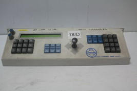 Pelco CM9505R3 Rack Mount Keyboard Used - $197.99