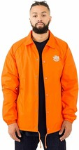 Vans MN Torrey FLAME ORANGE Size M XL Mens VN0002MUFLM new nwt jacket - $58.99