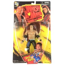 The Rock WWF WWE Jakks Action Figure Wrestlemania XIV 1998 Dwayne Johnson - $24.70