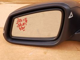 12-18 BMW F30 Sedan Door Wing Side View Mirror W/ Blind Spot Driver Left LH 5wre image 6
