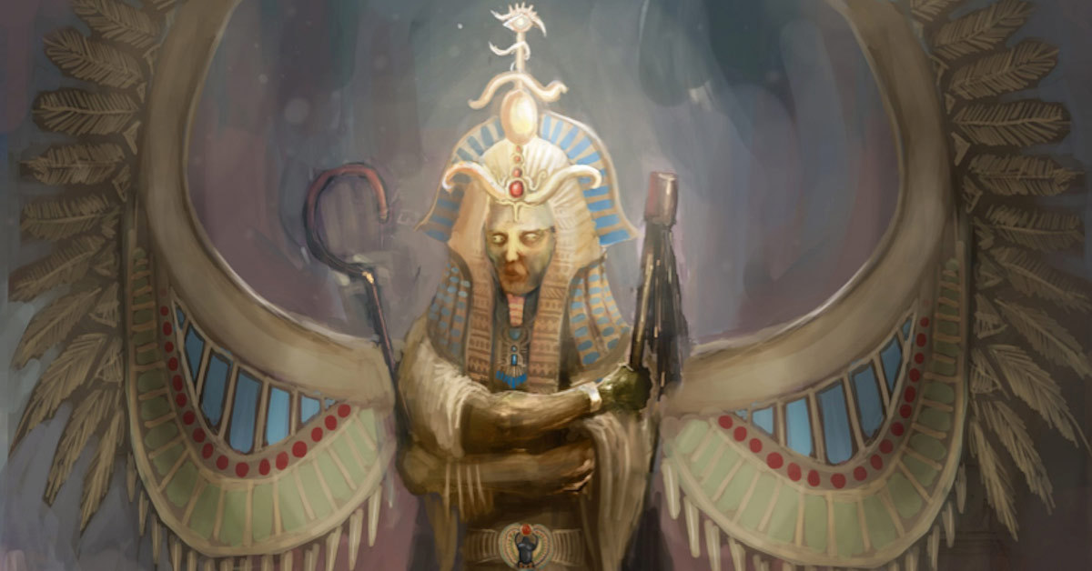 Primary image for Haunted Black Sun Ritual of Egyptian God Osiris Immortal EXTREME powers of a God
