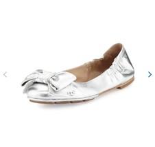 Tory Burch Divine Bow Driver Ballet Flats - $120.00