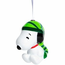 Hallmark™ classic character decoupage ornament Peanuts Character Snoopy  - $12.00