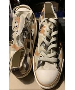Converse All Star Low Camo Canvas Skate Shoes Men Size 5, Women 7 - $28.22