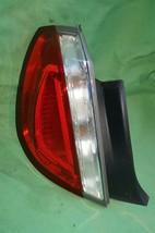 2009-12 Lincoln MKS LED Taillight Brake Light Lamp Driver Left - RH image 2