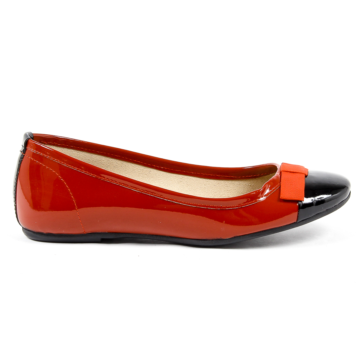 Primary image for V 1969 Italia Womens Ballerina Red GEMMA