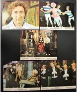 5 1975 Movie SHERLOCK HOLMES' SMARTER BROTHER Lobby Cards Gene Wilder Ma... - $49.95