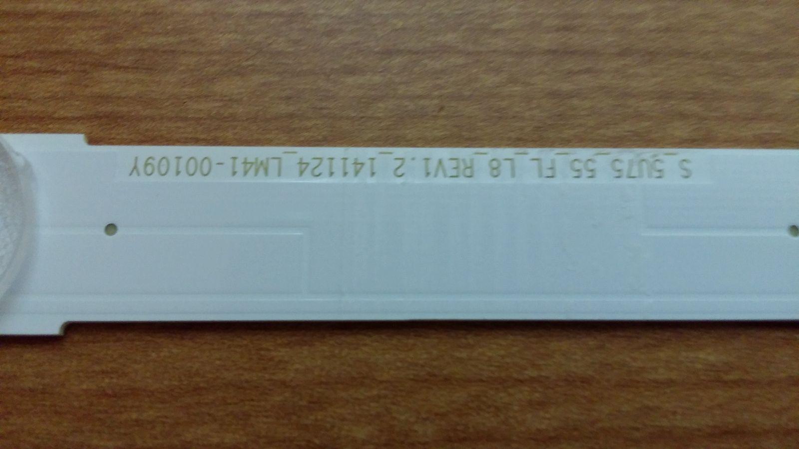 Backlight Strips (12) for Samsung UN55JU6500FXZA