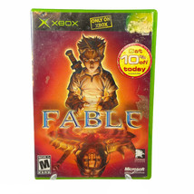 Fable Video Game (Microsoft Xbox, 2004) - $12.86