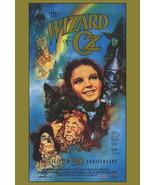 THE WIZARD OF OZ Movie Poster 27x40 inches Dorothy Scarecrow Tin Man Lio... - $29.99