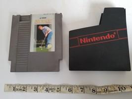 Jack Nicklaus Golf Nintendo Game NES Cartridge Only Sports Vintage 1985 - $3.99