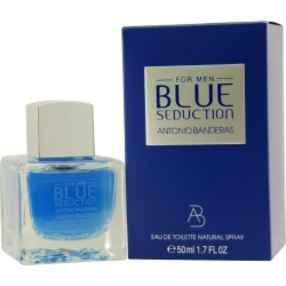 Primary image for New BLUE SEDUCTION by Antonio Banderas #193477 - Type: Fragrances for MEN
