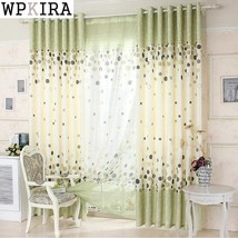 Simple Style Circle European American Style Garden Curtain Shading Curta... - $26.21