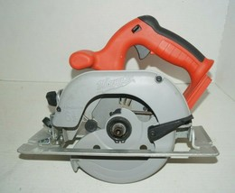 """FOR PARTS NOT WORKING - Milwaukee 6310-20 18V Cordless 6-1/2"""" Circular Saw - $54.45"""