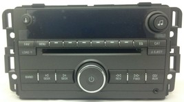 Lucerne CD6 MP3 XM ready radio. OEM factory GM Delco Buick stereo. 20887349 new - $90.25