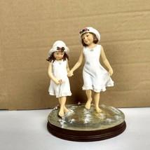 Mama Says Figurine Take Care Of Your Sister Demdaco - Verse On Bottom - $54.44