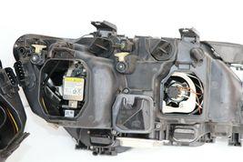 06-08 BMW E65 E66 750i 760i HID AFS Active Headlight Lamps Set L&R image 11