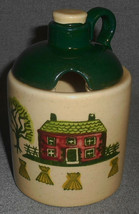 Metlox Provincial HOMESTEAD PROVINCIAL Mustard or Jam Jar w/Slotted Lid - $22.76