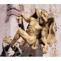 Gothic Gargoyle Climber Sculpture Gaston, by Design Toscano  -  Medium - $107.24