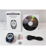 Life Fitness HJ-720ITLF Ultra Digital Pedometer & ActiveStep CD-Rom Soft... - $12.86