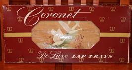 Coronet DeLuxe Lap Trays - $8.00