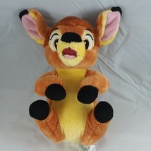 "Disney Parks Babies Bambi Deer Fawn Plush Stuffed Animal 10""  FREE SHIPPING - $12.95"