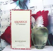 Givenchy Amarige D'Amour EDT Spray 3.3 FL. OZ. - $209.99