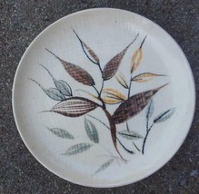 "Set of 2 Salad Plates Kasuga Goldina Hand Painted Japan 7"" Bamboo - $21.00"