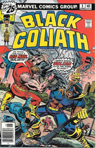 Black Goliath Comic Book #3, Marvel Comics 1976 VERY FINE/NEAR MINT - $14.98