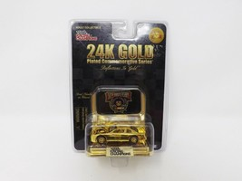 1998 Racing Champions 24K Gold Commemorative Series Die Cast Car & Trading Card - $14.99