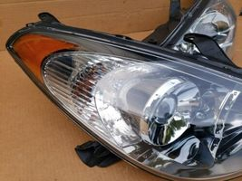 07-08 Toyota Solara OEM Halogen Headlight Lamp Matching Set Pair L&R - POLISHED image 4
