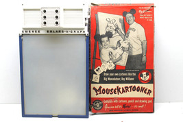 1950s Roy Williams Mickey Mouse Club Mousekartooner Mattel+Free Vintage ... - $34.58